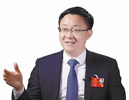 全国人大代表刘庆峰议最高人民法